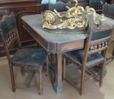restauro tavolo