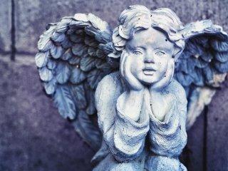 statue di angeli