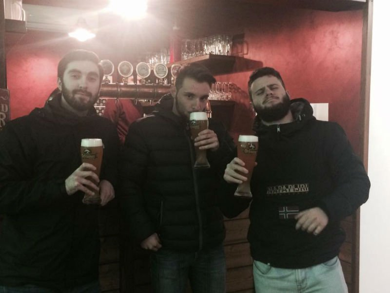 drink in compagnia