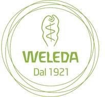 logo Weleda dal  1921