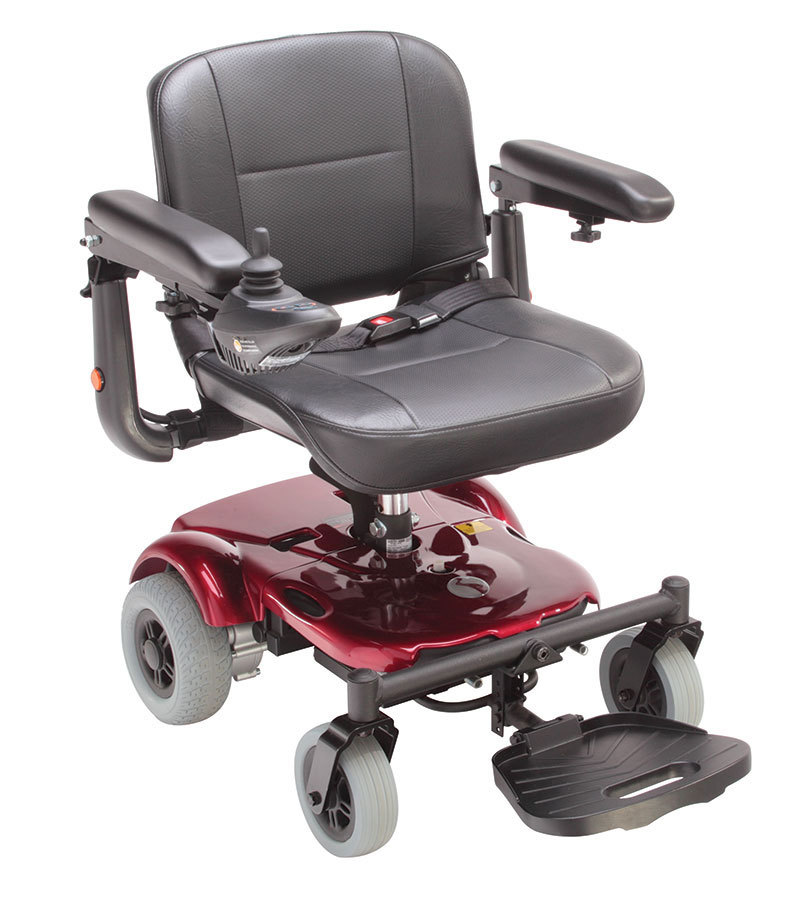 Example of one of the mobility aids