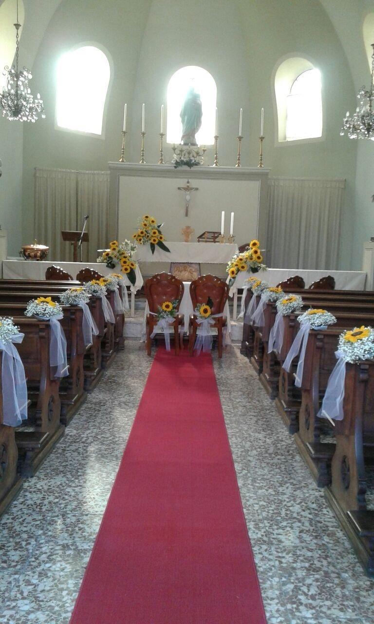 ingresso altare