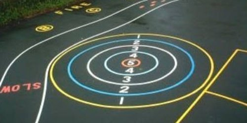 klb line marking sports track