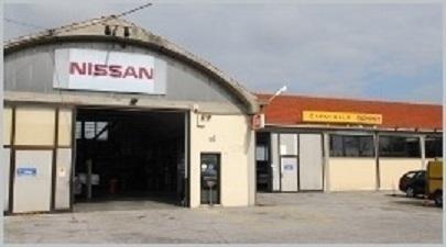 Officina Nissan