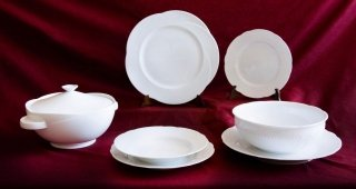 Insalatiere e piatti da portata