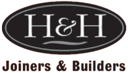 H & H Joiners & Builders logo