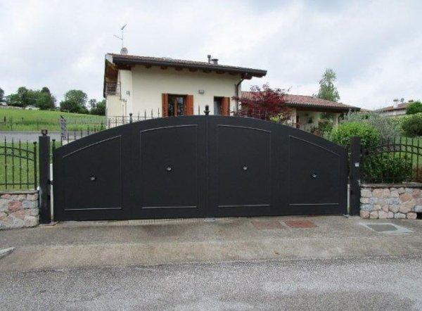 cancelli residenziali Serramenti Degano