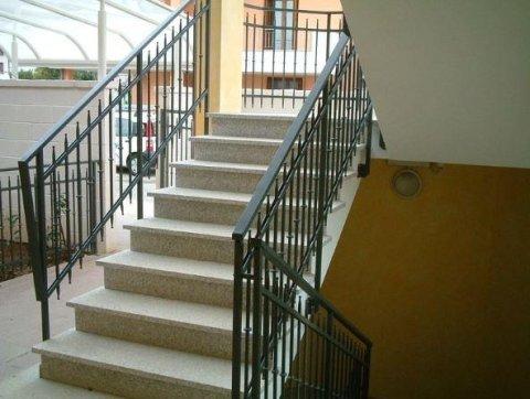 ringhiera scale Serramenti Degano