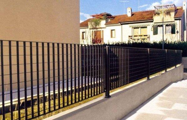 recinzione esterna Serramenti Degano
