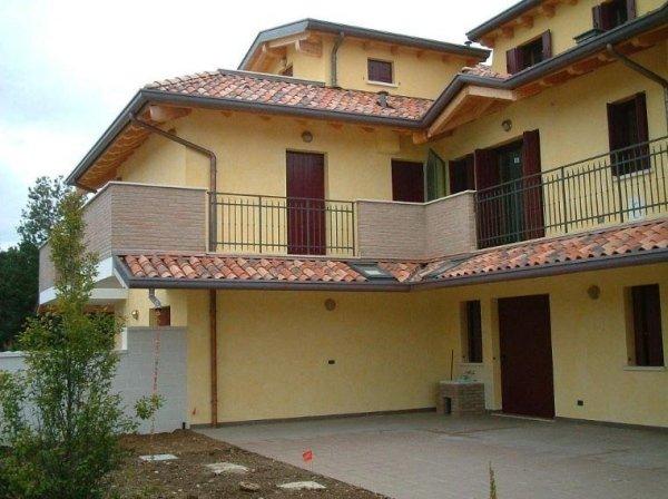 parapetto casa Serramenti Degano