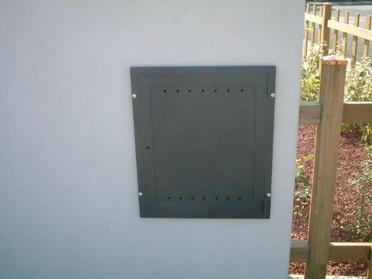 pannelli alluminio Serramenti Degano