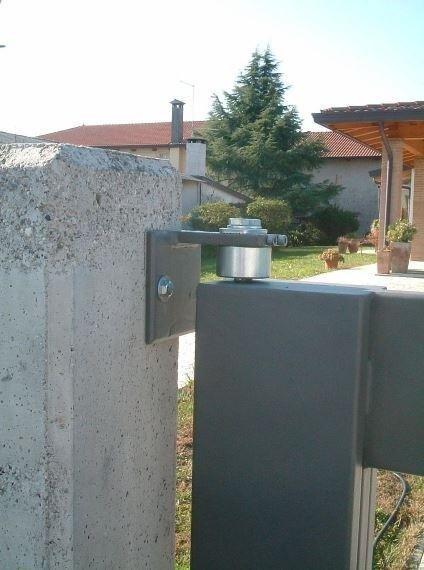 progettazione cancello Serramenti Degano
