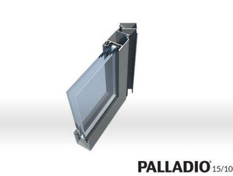 Sistema Palladio Light Serramenti Degano