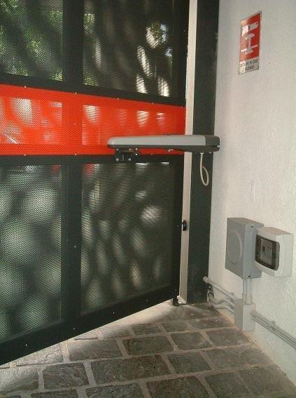 costruzioni cancelli Serramenti Degano