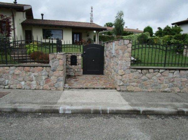 cancello residenziale Serramenti Degano