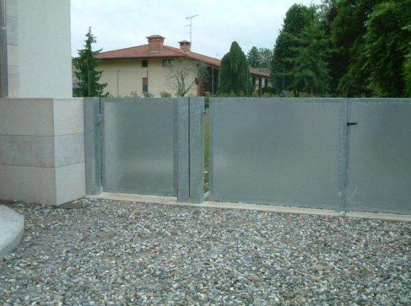 installazione cancello Serramenti Degano