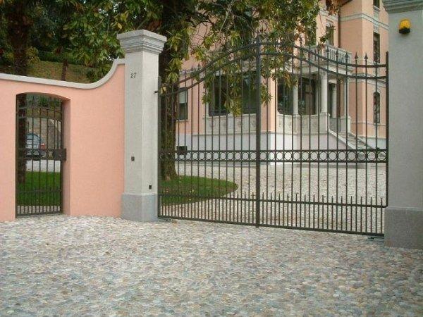 costruzione cancelli Serramenti Degano