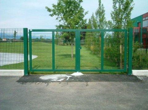 Cancello giardino Serramenti Degano
