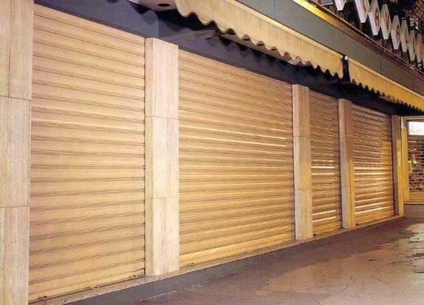 serrande negozi Serramenti Degano