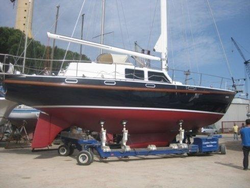 restauro barche Sardegna