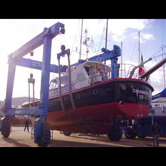 assistenza barca