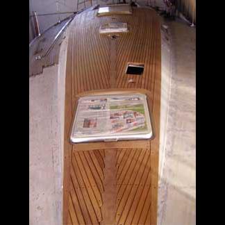 allestimento interni barche