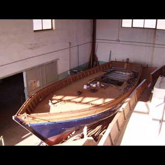 Riparazione barche