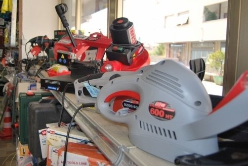Ferramenta Pascolini, Gubbio (PG), attrezzi elettrici