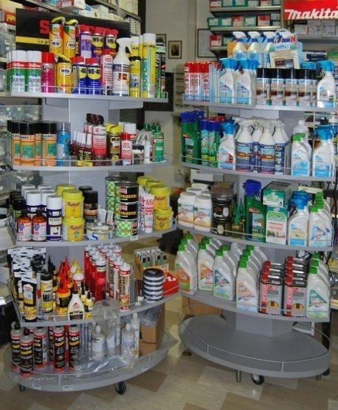 Ferramenta Pascolini, Gubbio (PG), articoli per la pulizia