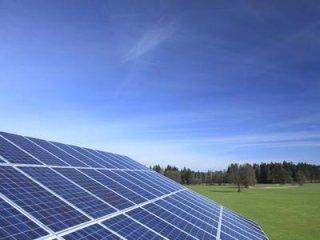 Pannelli solari esterni