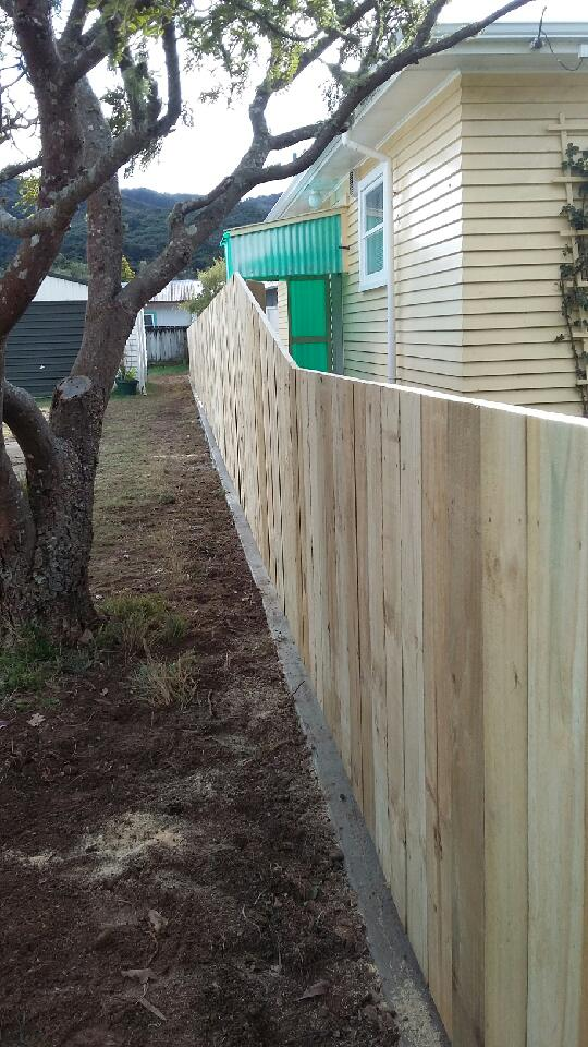 Quality fencing work done by experts