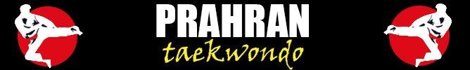 PRAHARAN TAEKWONDO logo
