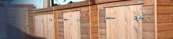 Wooden Sheds 1 – Reading – Berkshire Garden Buildings