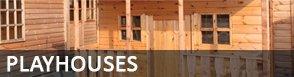 Playhouses – Reading – Berkshire Garden Buildings
