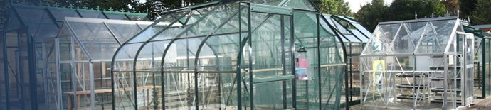 Aluminium Greenhouses 1 – Reading – Berkshire Garden Buildings