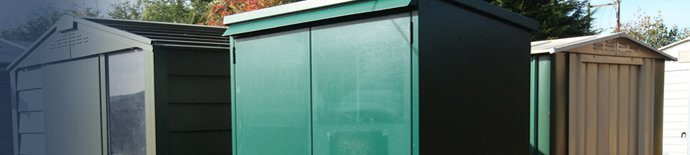 Metal Sheds 1 – Reading – Berkshire Garden Buildings