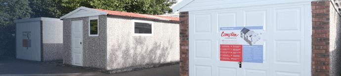 Garages 1 – Reading – Berkshire Garden Buildings