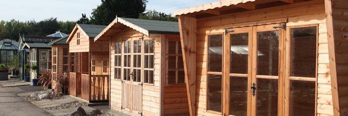 Berkshire Garden Buildings Reading Hare Hatch