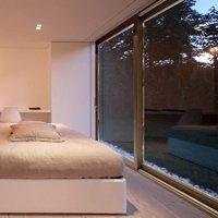 finestra in alluminio e legno