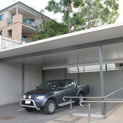 example of carport