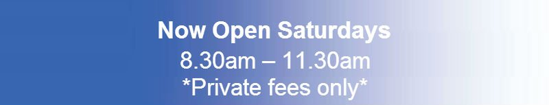 Saturday opening 1