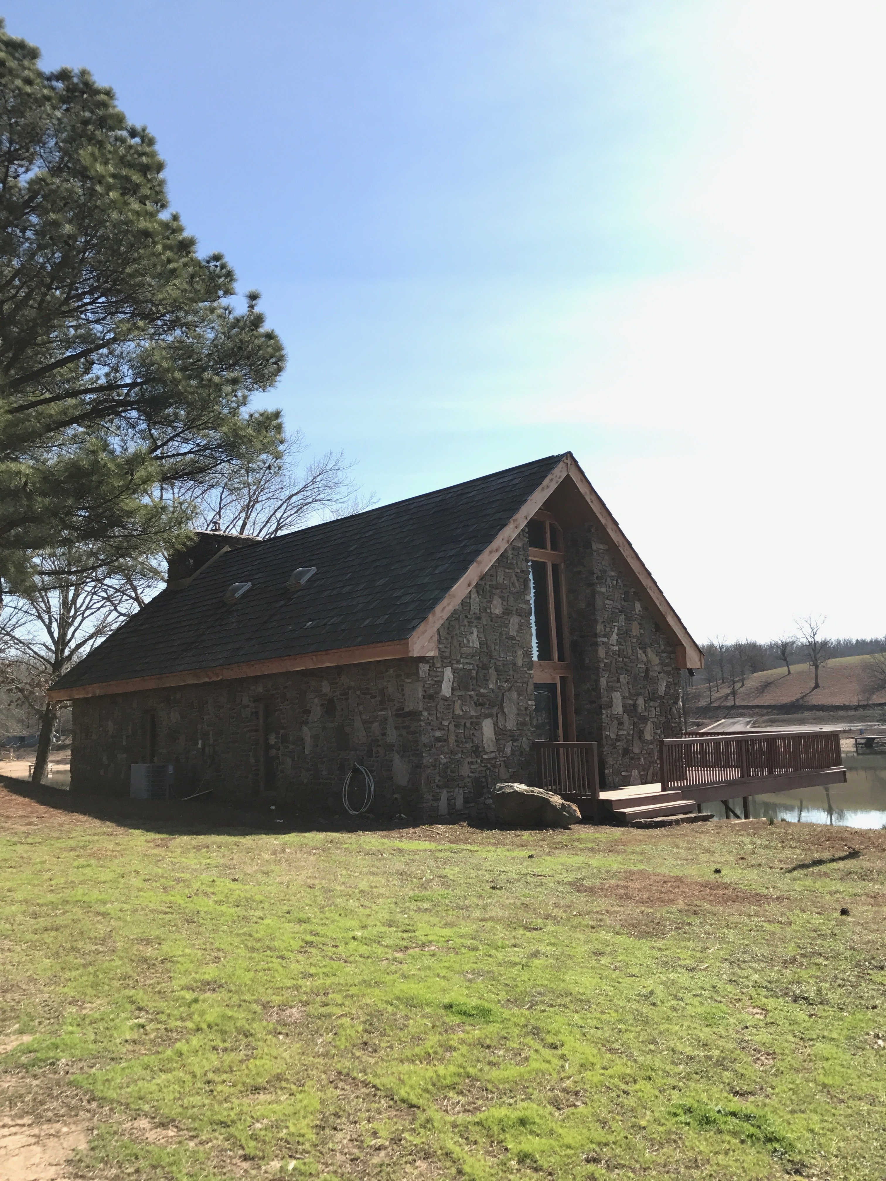 cabins in arkansas