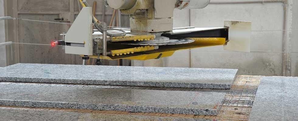 Lavorazione marmi e graniti
