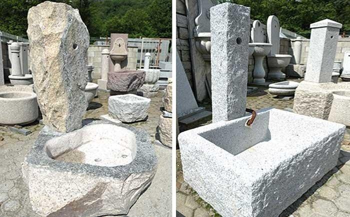 Super Fontane in pietra - Quarona - Vercelli - Guglielmi Carlo snc RU13