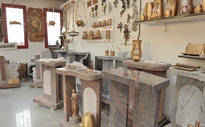 esposizione arte funeraria