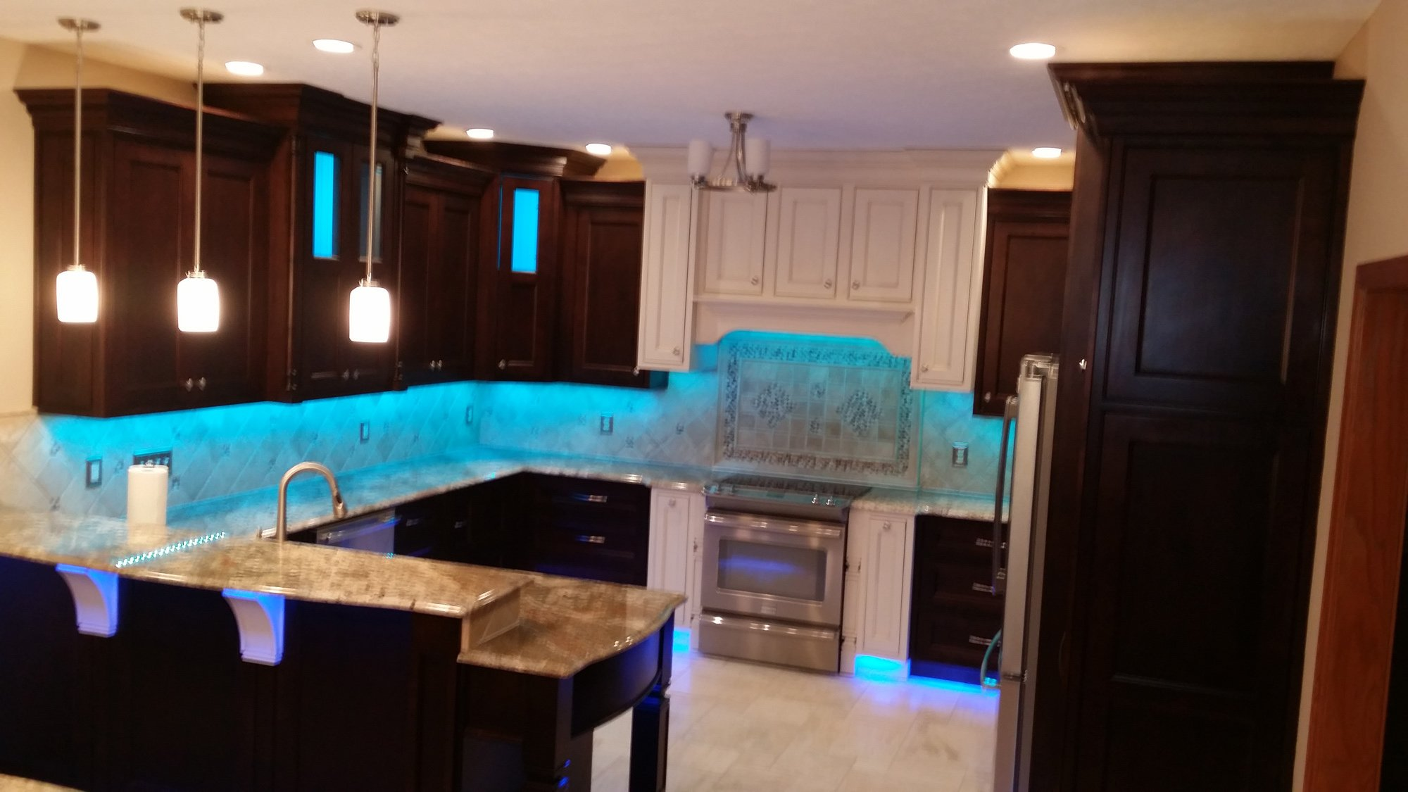 Kitchen Remodeling Before And After Gallery Miami Valley Oh Full Spectrum Construction