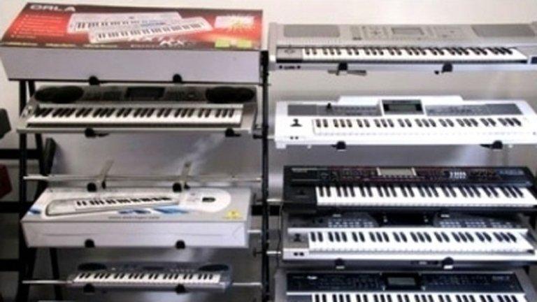 tastiera elettronica