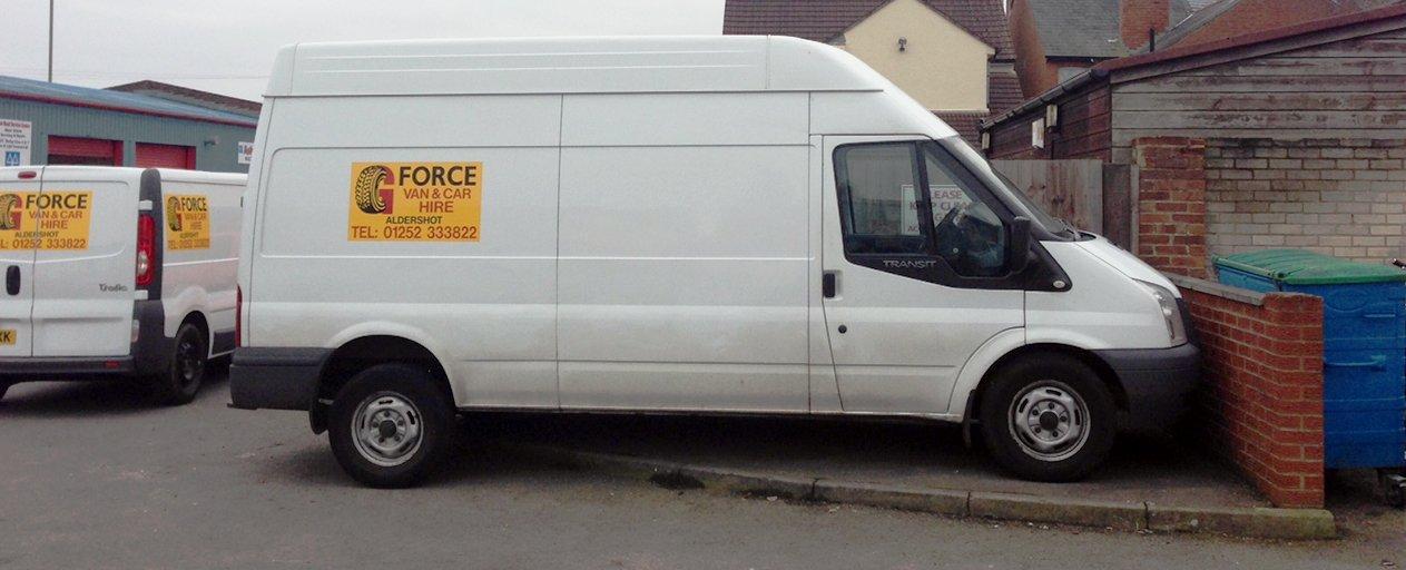 G Force Car Hire Aldershot