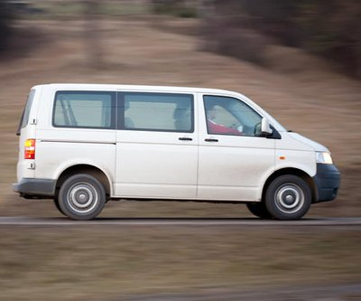 Well-maintained vans