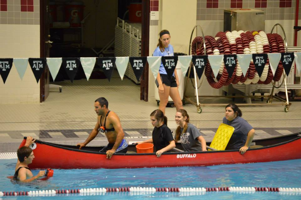 abs students compete in aggie intramural battleship